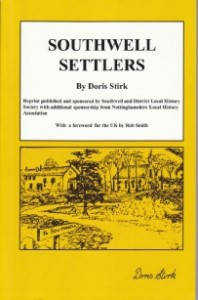 Southwell Settlers book