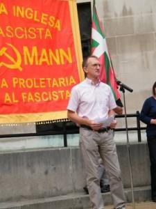 Chris Richardson Spanish Civil War