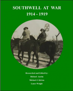 Southwell at War 1914 - 1919 book