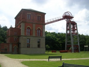 Bestwood Winding Enginehouse