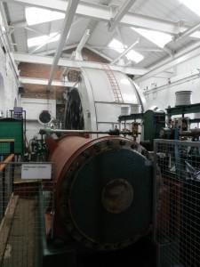 Markham Winding Engine at Pleasley