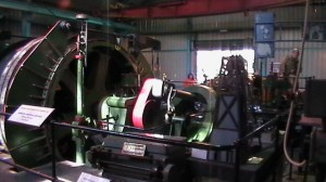 Preserved Linby Winding Engine - 2013