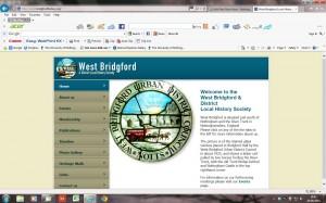 West Bridgford Webpage