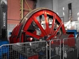 Clipstone winding engine