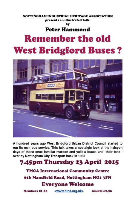 West Bridgford Buses