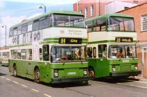 NCT buses