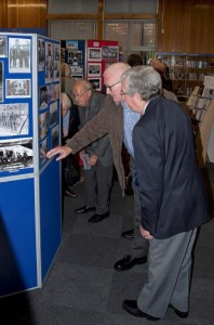 Thoresby Colliery Exhibition at Edwinstowe Library 21st Sept 2015