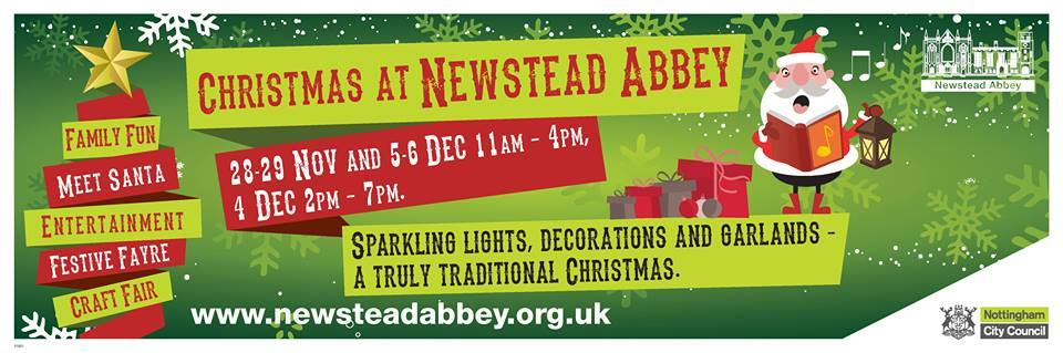 Christmas at Newstead
