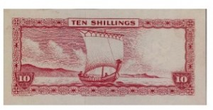 Viking Ten Shillings