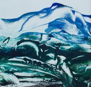 Image 2 - Blue Mountain by Maureen Copley-1