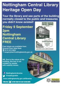 Central Library Open Day